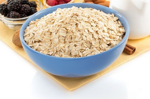 Fill up on grains