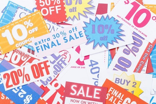 Use coupons