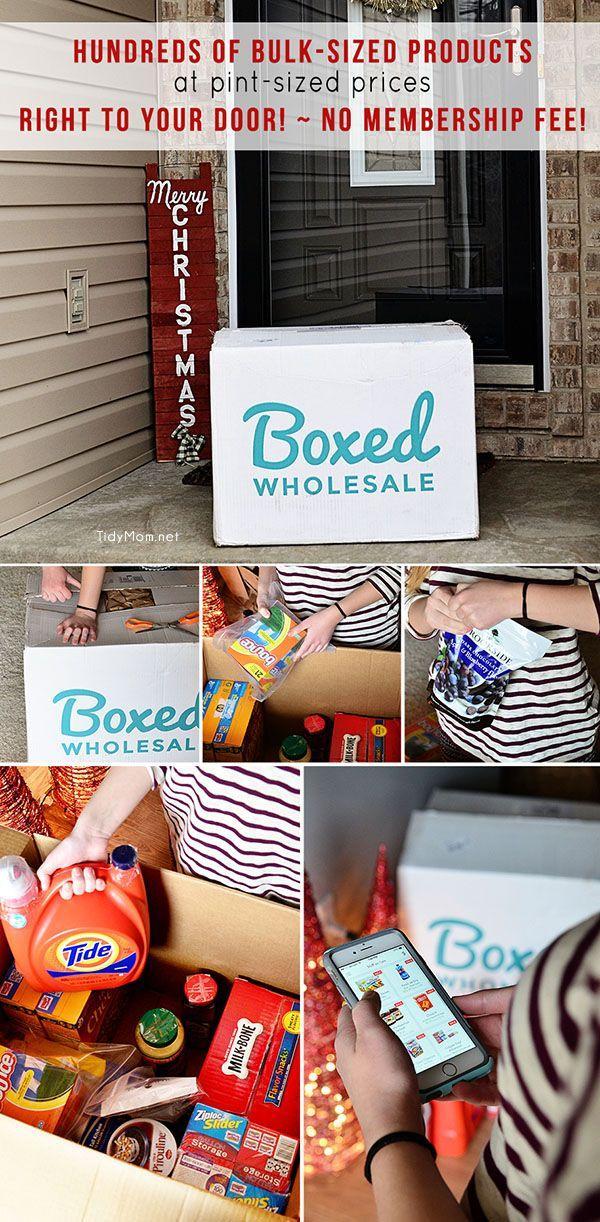 Skip Costco Use Boxed Com